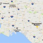 Map Of Anaheim California Area Maps Of The Disneyland Resort   Anaheim California Map