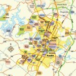 Map Of Austin Texas Area   Map Of Austin Tx Area (Texas   Usa)   Austin Tx Map Of Texas