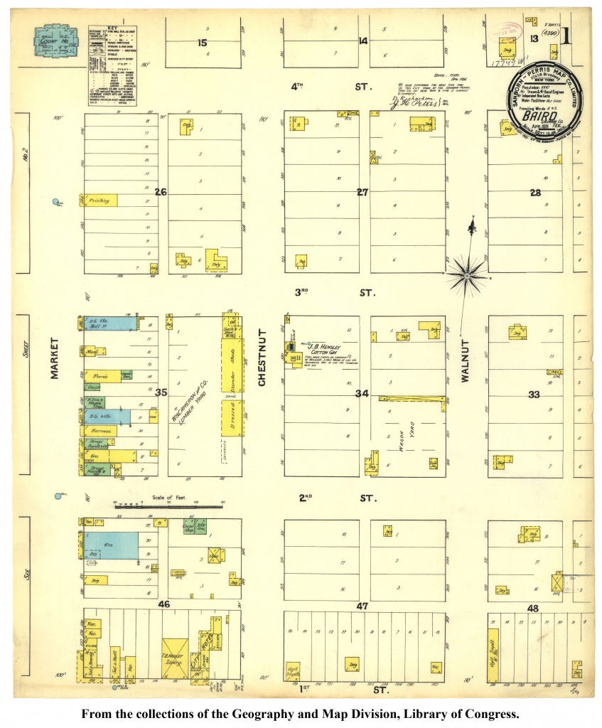 Map Of Brady Texas And Travel Information | Download Free Map Of - Brady Texas Map