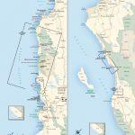 Map Of California Coastline Beaches – Map Of Usa District   Map Of California Coastline