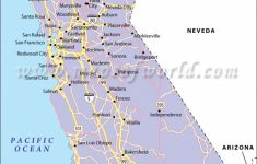 California Oversize Curfew Map