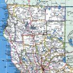 Map Of California Oregon Border Valid Northern California Map   Map Of Northern California And Oregon