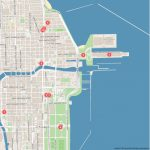 Map Of Chicago Printable Tourist 87318 Png Filetype | D1Softball   Chicago City Map Printable