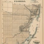 Map Of Dade County Florida: Geographicus Rare Antique Maps   Map Of Dade County Florida