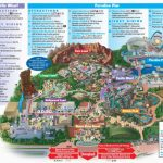 Map Of Disneyland And California Adventure Disneyland Park Map In   California Adventure Map