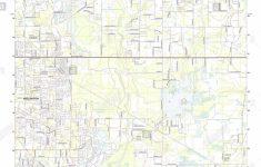 Dover Florida Map