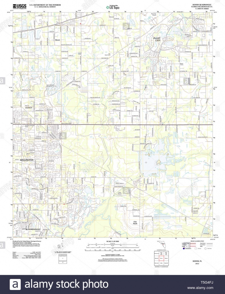 Map Of Dover Stock Photos & Map Of Dover Stock Images - Alamy - Dover Florida Map