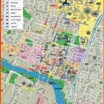 Map Of Downtown Austin – Map Downtown Austin (Texas – Usa) – Austin Texas Map Downtown