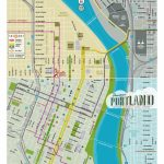 Map Of Downtown Portland   Courtesy Of Powell's Books | Maps In 2019   Printable Map Of Portland Oregon