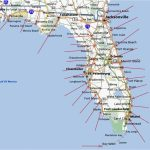 Map Of Florida Cities On Road West Coast Blank Gulf Coastline   Lgq   Map Of Florida Panhandle Gulf Coast