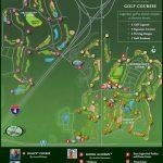 Map Of Florida Golf Courses   Capitalsource   Map Of Central Florida Golf Courses