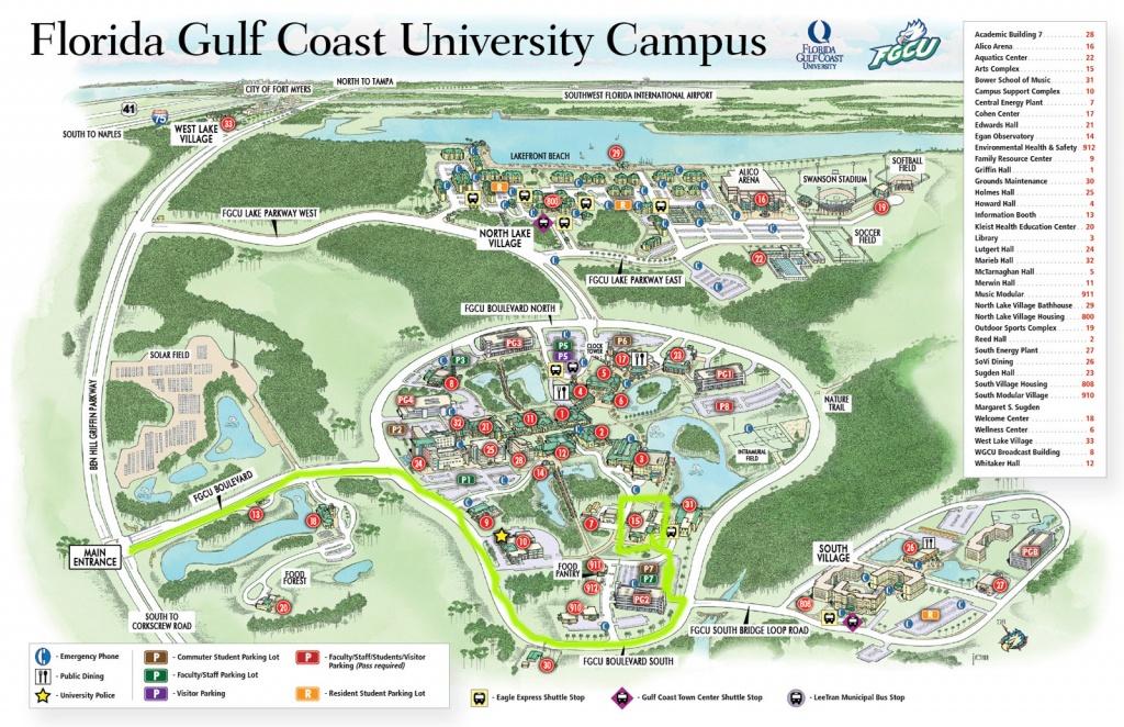 Map Of Florida Gulf Coastline And Travel Information | Download Free - Florida Gulf Coastline Map