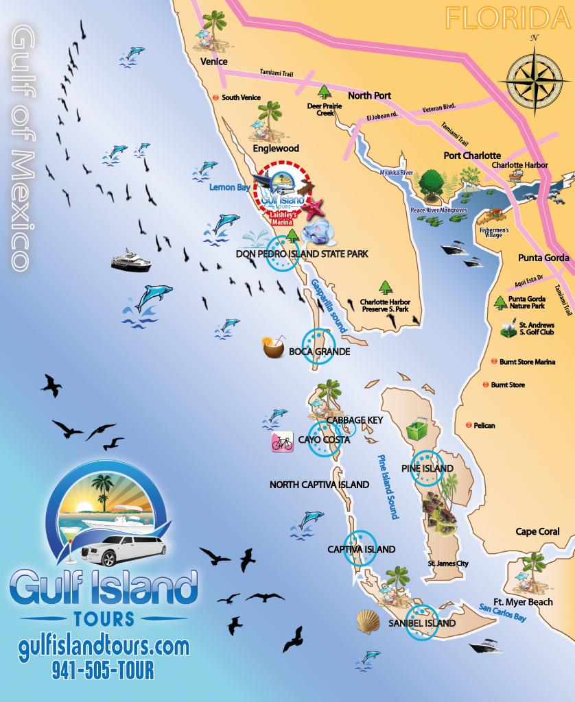 Map Of Florida Island   Woestenhoeve - Sanibel Island Florida Map