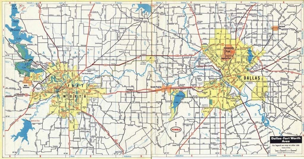Map Of Fort Worth Texas New Dallas Metroplex | D1Softball - Map Of Fort Worth Texas Area