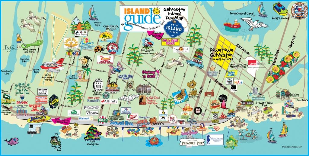 Map Of Galveston Island | Compressportnederland - Map Of Hotels In Galveston Texas