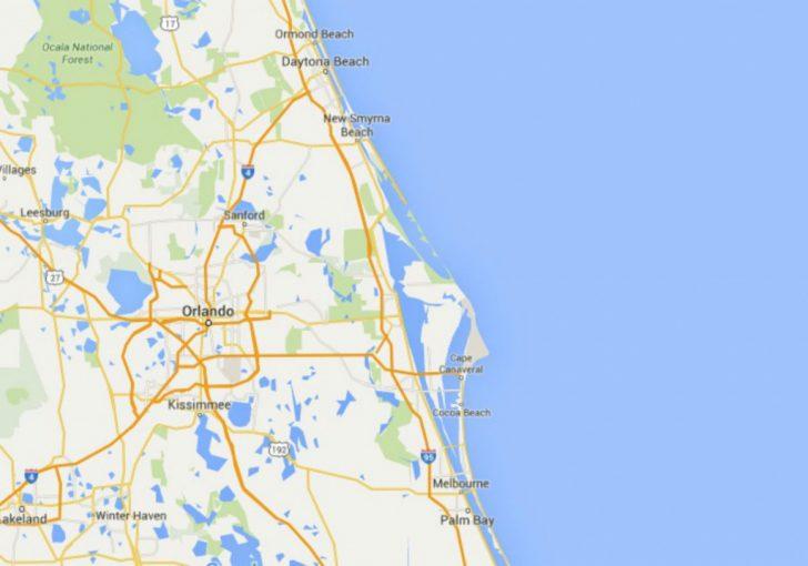Gulf Shores Florida Map
