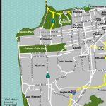 Map Of Hawaiian Islands And California   Secretmuseum   Map Of The Big Island Hawaii Printable