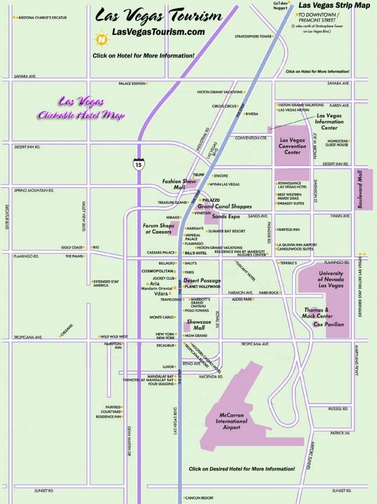 Map Of Hotels On Strip In Las Vegas 2014 | Download Them And Print - Map Of Las Vegas Strip 2014 Printable