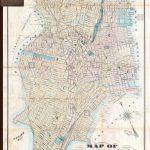 Map Of Jersey City Stock Photos & Map Of Jersey City Stock Images   Printable Street Map Of Jersey City Nj