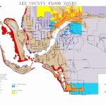 Map Of Lee County Flood Zones   Map Of Lee County Florida