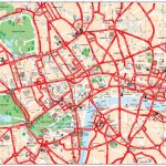 Map Of London Tourist Attractions, Sightseeing & Tourist Tour   London Sightseeing Map Printable