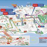 Map Of Manhattan Attractions ~ Cvln Rp   Manhattan Sightseeing Map Printable