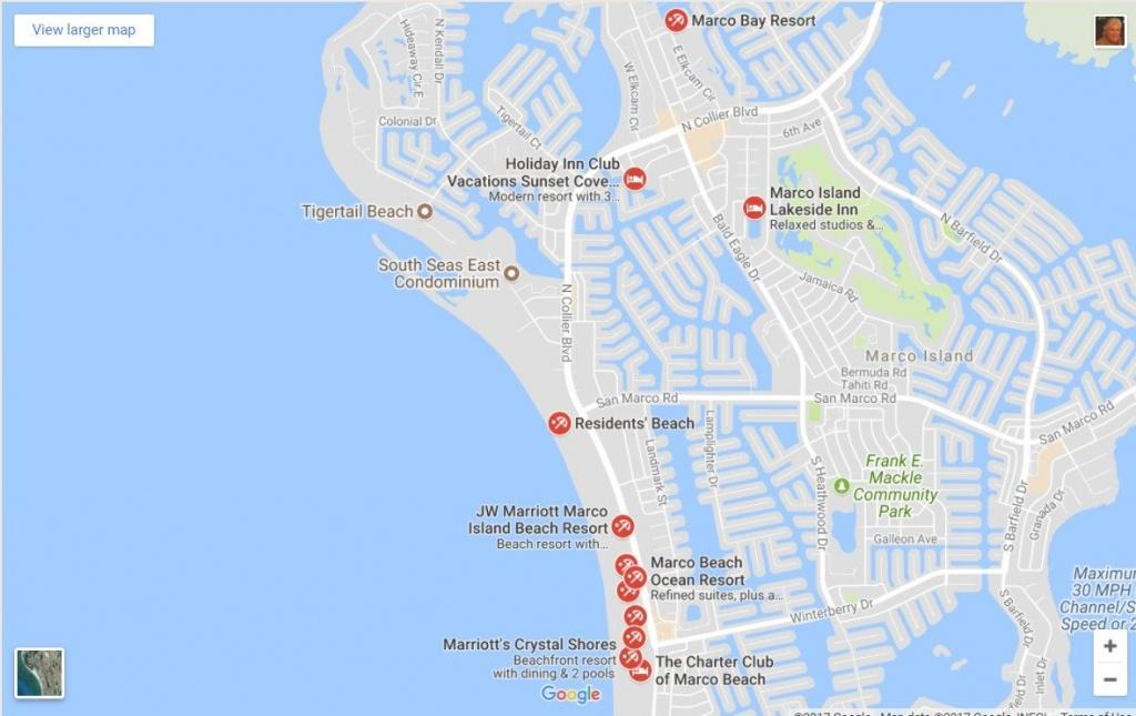 Map Of Marco Island Florida | D1Softball - Marco Island Florida Map