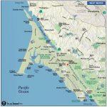 Map Of Marin County California Map Of Marin Directions – Secretmuseum   Marin County California Map