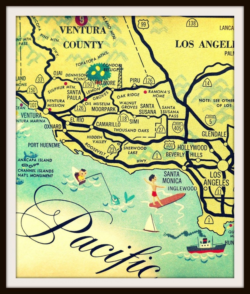 Map Of Mid California And Travel Information | Download Free Map Of - Map Of Mid California