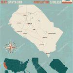 Map Of Mission Viejo California | Secretmuseum   Mission Viejo California Map