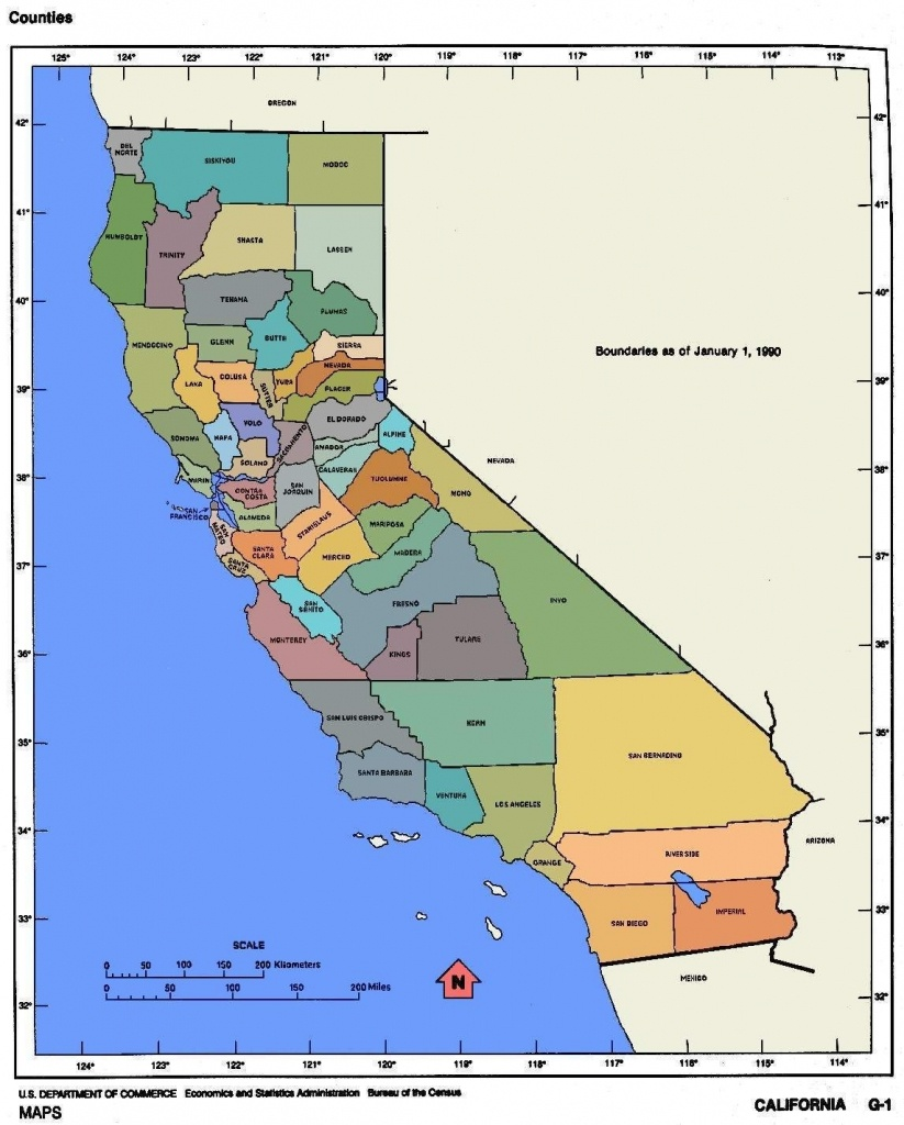 Map Of Northern California Indian Casinos – Map Of Usa District - Casinos In California Map