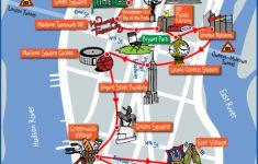 New York Printable Map Pdf