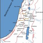 Map Of Palestine – Territory (Bible History Online) – Printable Bible Maps For Kids