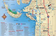 Map Of Sanibel Island Beaches |  Beach, Sanibel, Captiva, Naples – Navarre Florida Map