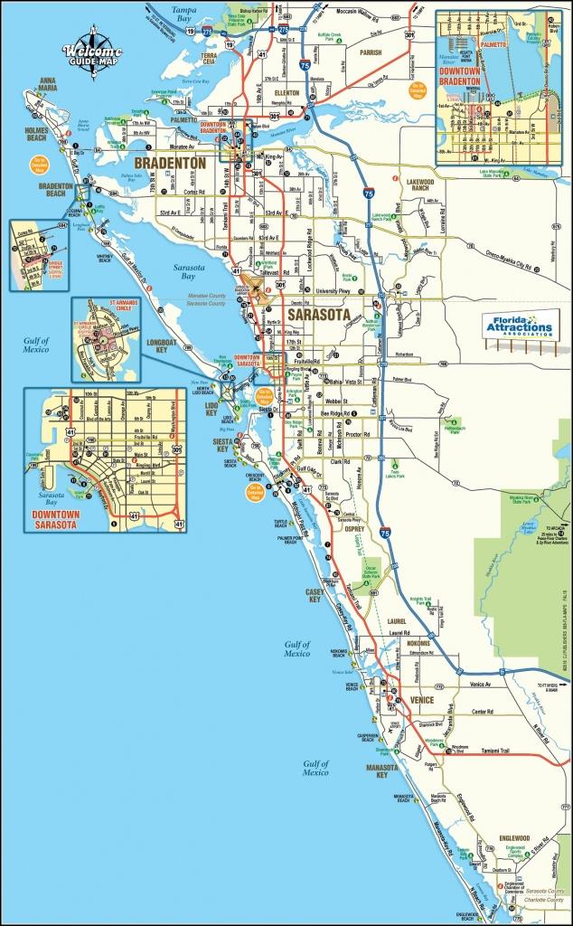 Map Of Sarasota Florida - Map : Resume Examples #ygkzkd53P9 - Map Of Sarasota Florida And Surrounding Area