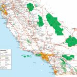 Map Of Southern California   Map Of Southeastern California