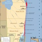 Map Of Southern Florida Coast And Travel Information | Download Free   Map Of South Florida Beaches