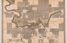 Downtown Spokane Map Printable