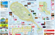 Map Of St. Kitts & Nevis – Caribbean Islands Maps And Guides – Printable Map Of St Simons Island Ga