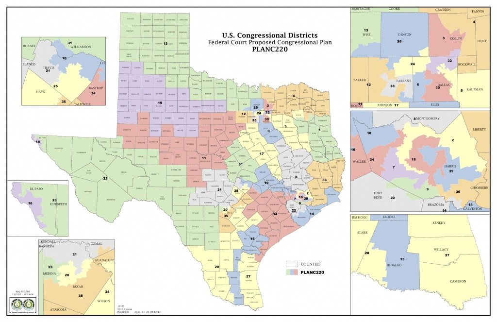 Map Of Texas Congressional Districts | Business Ideas 2013 - Texas Congressional Districts Map 2016