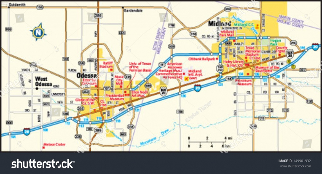 Map Of Texas Midland | Business Ideas 2013 - Map Of Midland Texas And Surrounding Areas
