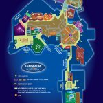 Map Of The Resort   Coushatta Casino Resort   Florida Casinos Map