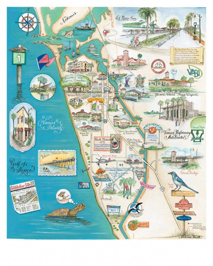 Street Map Of Englewood Florida | Printable Maps