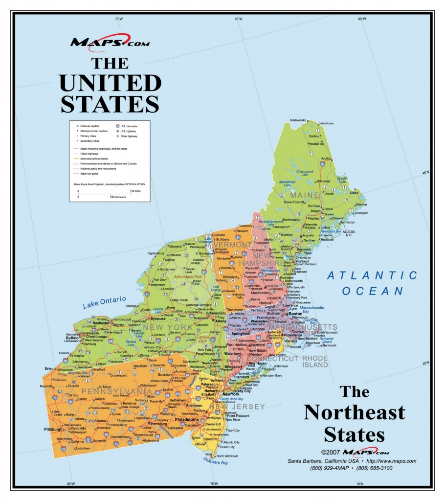 Map Of W B – Maps Driving Directions - Printable Map Of New England States
