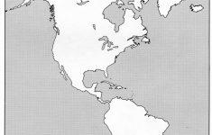 Hemisphere Maps Printable