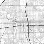 Map Of Wichita, Kansas | Hebstreits Sketches   Printable Street Map Of Wichita Ks