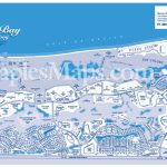 Map Pelican Bay (Customized Sample) Naples Florida   Pelican Bay Florida Map