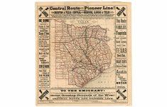 Texas Land Ownership Map