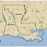 Maps And Descriptions Of Waterfowl Hunting Zone Options | Louisiana   Texas Hunting Zones Map