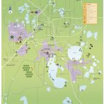 Maps & Area Guides | Experience Kissimmee   Map Of Central Florida Golf Courses